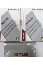 LATEX FLEXIBAND KETTLER 0.35MM SILVER