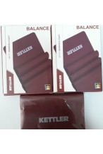 LATEX FLEXIBAND KETTLER 0.65MM MAROON
